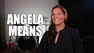 Angela Means on Her & Faizon Love Helping Chris Tucker Get