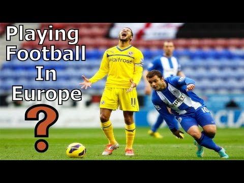 Playing Pro in Europe: What is it like?