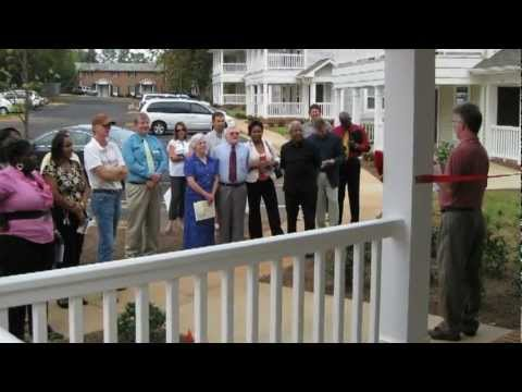 Homes of Hope's Ministry in Upstate South Carolina | 2011
