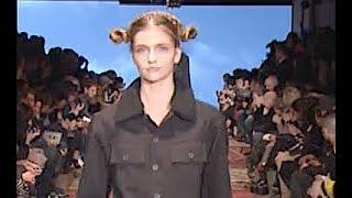 Y-3 Fall 2012 2013 New York - Fashion Channel