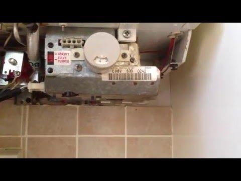 Potterton profile boiler not working properly.MOV