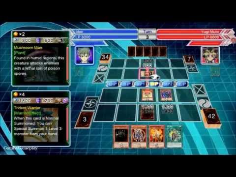 Yu Gi Oh Millennium Duels Gameplay (PSN)