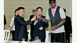 Dennis Rodman, bouffon du roi de Kim Jong-un