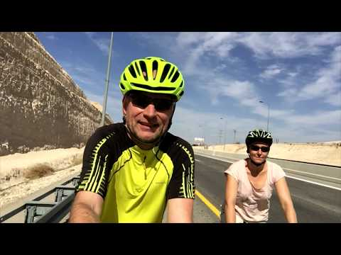 Cycling Israel: Jerusalem - Dan - Eilat