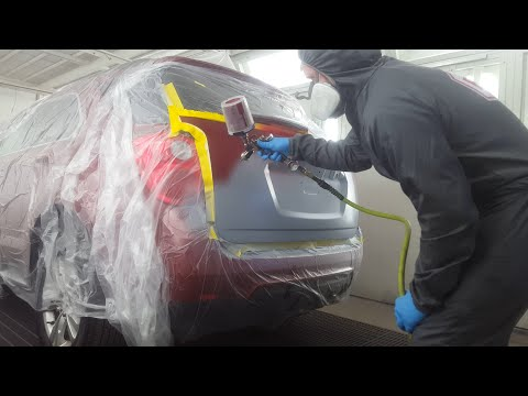 Different Types of Primer - Automotive Painting