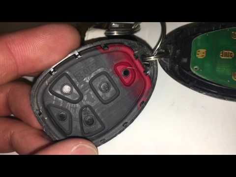 How to fix a car keyfob that buttons don't work