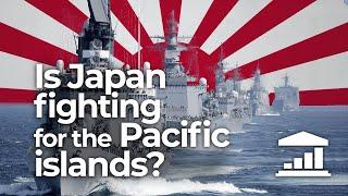 The eternal DISPUTE for the uninhabited ISLANDS that keeps JAPAN awake - VisualPolitik EN