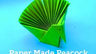 How to Fold an Origami Peacock: 13 Steps (with Pictures) - wikiHow | 180x320