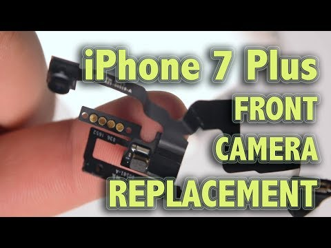 iPhone 7 Plus Front Camera Replacement