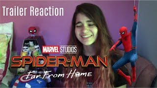 Download Spiderman Far From Home Trailer Reaction *ENDGAME SPOILERS* Video