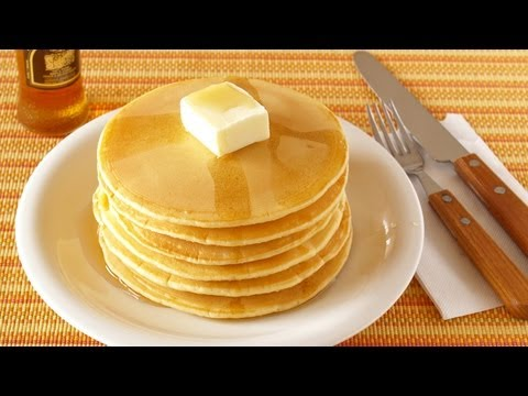 How to Make Pancakes From Scratch (Homemade Pancake Recipe) | OCHIKERON | Create Eat Happy :)
