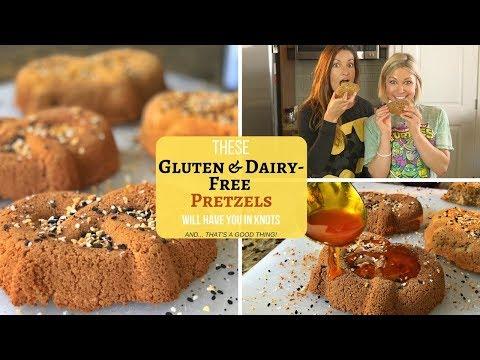 Everything Bagel Gluten, Dairy & Nut Free Soft Pretzels