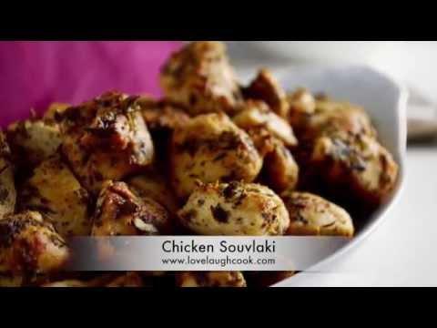 Chicken Souvlaki and Spice Madam Review