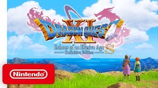 DRAGON QUEST XI S: Echoes of an Elusive Age - Definitive Edition - World of Erdrea - Nintendo Switch