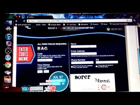HOW TO GET FREE XBOX LIVE 2 DAY TRIALS OCTOBER 2013