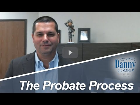 Southern California Real Estate Agent: The probate process