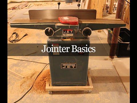 Jointer Basics