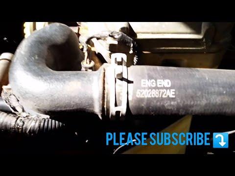 3rd Gen 5.9 Cummins Fan Clutch and Fan Shroud Removal Video