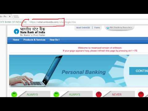 How to Download SBI Account Statements Online - Tamil Banking