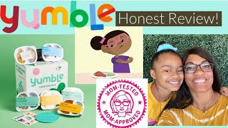 Yumble - Healthy Meals for Kids | Our Honest Review!!