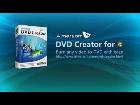 DVD Creator - Best DVD Maker to Convert Video to DVD | Aimersoft