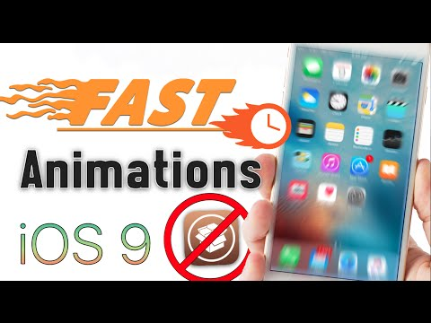 Make Any iPhone Faster iOS 9 Glitch