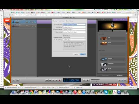 How to Make an Audio Loop with Your Mac