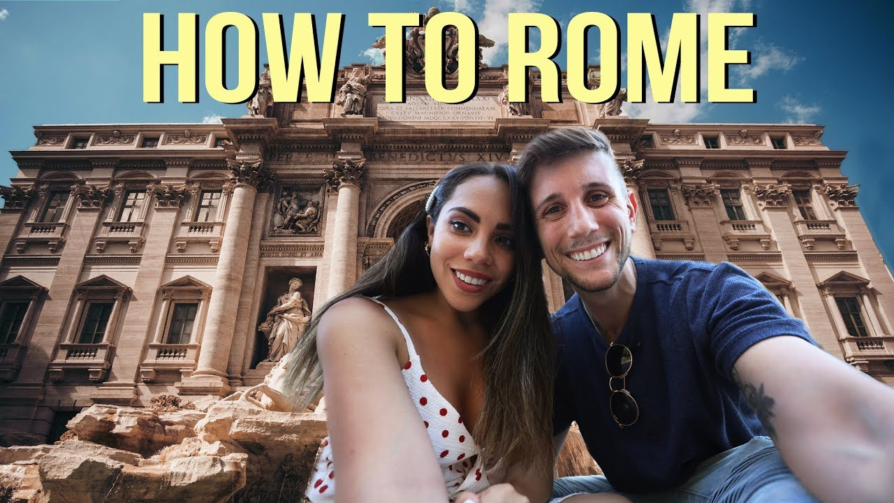 HOW TO TRAVEL ROME - Should you Visit?