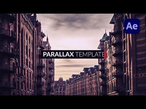 How to Create a Cinematic Parallax in After Effects - TUTORIAL