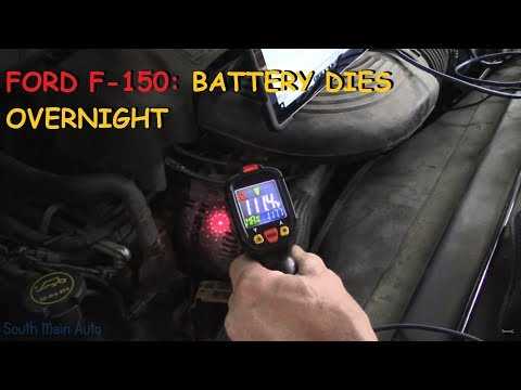 Ford F150: Battery Dies Overnight