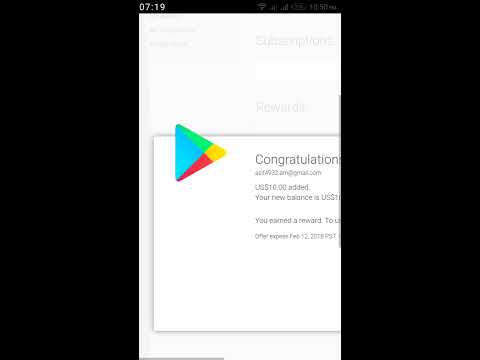How to Redeem USA playstore gift card in pakistani Gmail