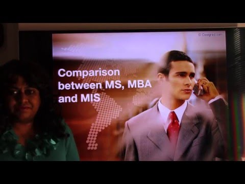 MS vs MIS vs MBA - study abroad- which program is best suited for you