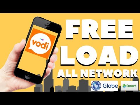 FREE LOAD TO ALL NETWORK USING VODI COINS 100% LEGIT