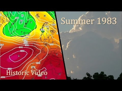 Historic Weather - Summer 1983