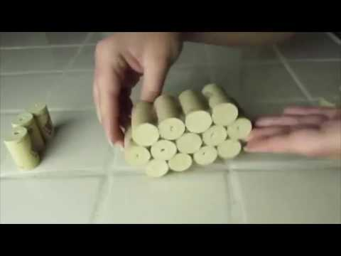 Wine Cork Coasters | DIY