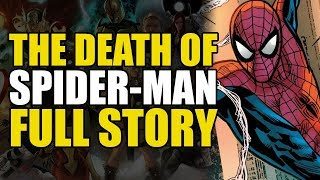 Download The Death Of Spider-Man: Full Story Video