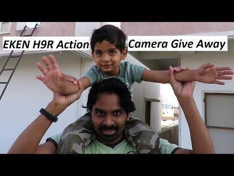 EKEN H9R Action Camera Give Away.