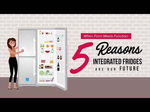 Why You Should Get an Integrated Fridge