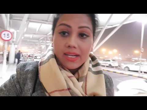 Airport Travel Tips-How To Travel First Time   Mamta Sachdeva Cabin crew/Airhostess/flight attendant