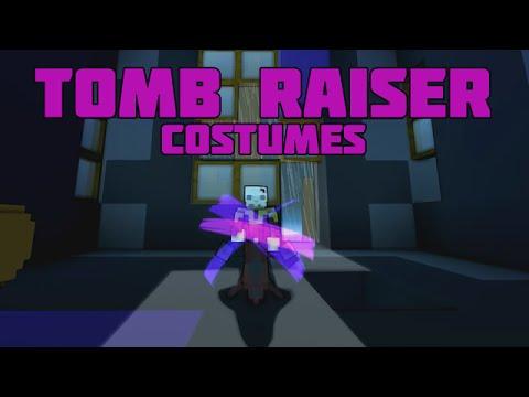 All Tomb Raiser Costumes in Trove