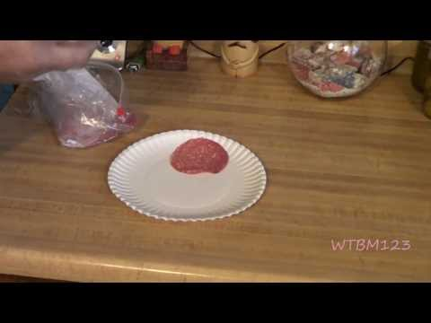 Cooking Hard Salami