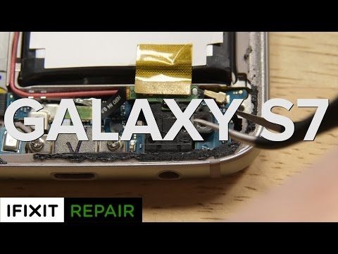 Galaxy S7 Headphone Jack Replacement—How To