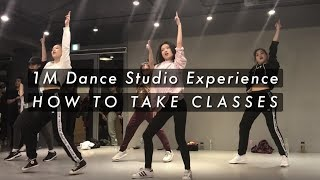 Download How To Take Classes at 1Million Dance Studio | My Experiences (Turn on CC) Video