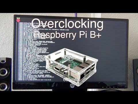 Overclocking Raspberry Pi