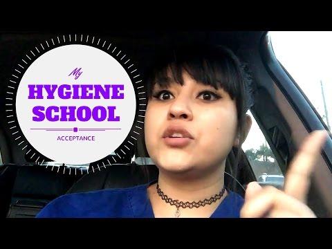 How I got into Dental Hygiene School (Accelerated Program)