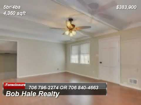 Free Listing Of HUD Homes For Sale ] Video Tours ] Steve Hale 706 840-4663