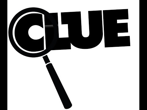 CLUE IN REAL LIFE!!!!!!!