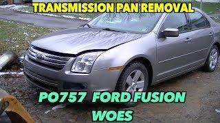 Ford Focus Shift Solenoid A Repair P0750 P0753 P0972