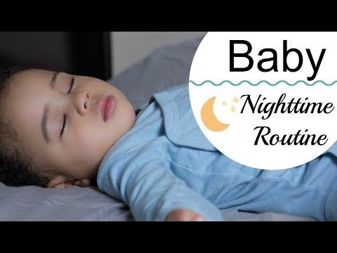 Baby Maverick's Nighttime Routine