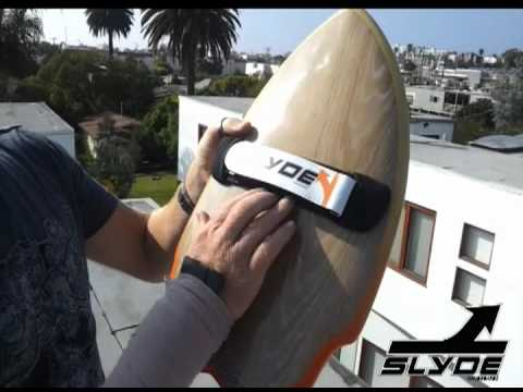The Slyde Handboards Woody Handplane